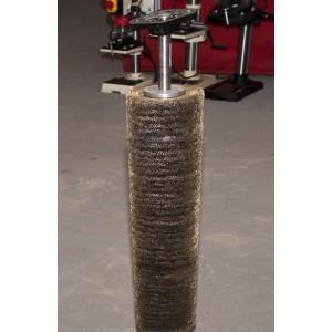 Вал для JET 22-44 Металлический брашировальный