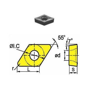 Сменная твердосплавная пластина DCMT070208-HM/SD1225