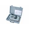 Цанговый патрон ISO40 с набором из 12 цанг ER32 3-20 мм