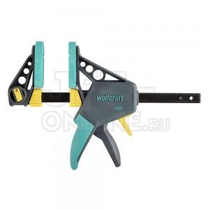 Быстрозажимная струбцина Wolfcraft EHZ PRO 450 мм