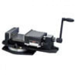 Поворотные машинные тиски 150х40х0-140 мм