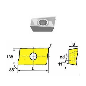 Сменная твердосплавная пластина APKT11T308-PM/YBG302