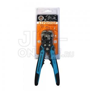 Инструмент для зачистки и обжима проводов (стриппер)