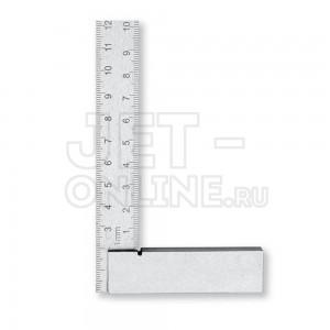 SS/6GM Угольник с метрической градуировкой 100x150 мм
