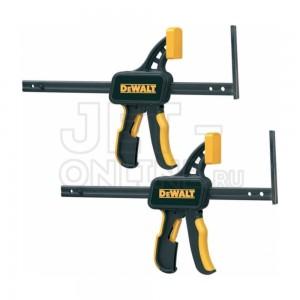 Струбцины (2 шт.) для направляющих шин DWS5021, DWS5022, DWS5023