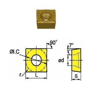 Сменная твердосплавная пластина SCMT120408-HM/SD4235
