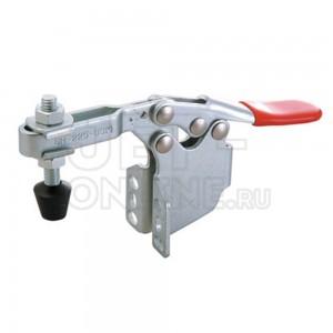 Зажим механический с горизонтальной ручкой GH-225-DSM, усилие 227 кг