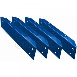 Горизонтальная балка верстачного стенда стальная 508 мм (комплект из 4-х шт.)