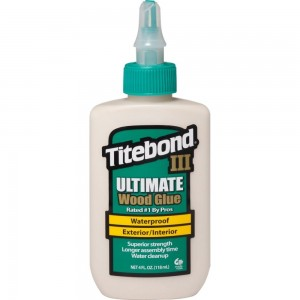 Клей Titebond III Ultimate повышен. влагост. 118 мл